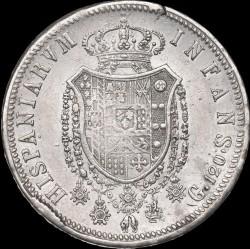 Moneta > 120grani, 1817-1818 - Dwie Sycylie  - reverse