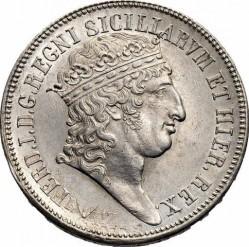 Moneda > 120grani, 1817-1818 - Dos Sicilias  - obverse