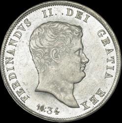 Кованица > 60grani, 1831-1834 - Две Сицилије  - obverse