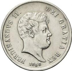Кованица > 60grani, 1846-1859 - Две Сицилије  - obverse