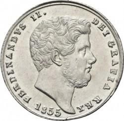 Кованица > 20grani, 1839-1859 - Две Сицилије  - obverse