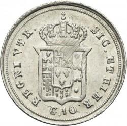 Кованица > 10grani, 1835-1839 - Две Сицилије  - reverse