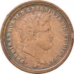 Кованица > 10tornesi, 1841-1847 - Две Сицилије  - obverse