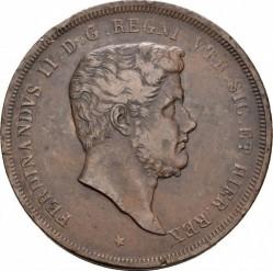 Кованица > 10tornesi, 1839-1851 - Две Сицилије  - obverse