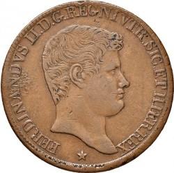 Кованица > 10tornesi, 1831-1839 - Две Сицилије  - obverse