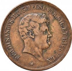 Кованица > 5tornesi, 1846-1859 - Две Сицилије  - obverse