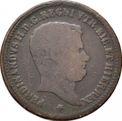Кованица > 5tornesi, 1831-1841 - Две Сицилије  - obverse