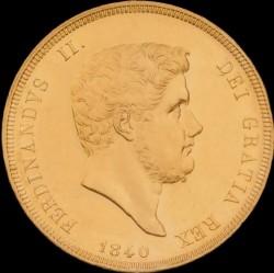 Кованица > 30ducat, 1839-1840 - Две Сицилије  - obverse