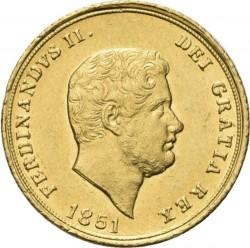 Кованица > 3ducat, 1850-1856 - Две Сицилије  - obverse
