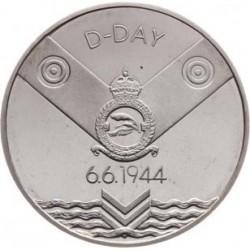 Moneta > 200corone, 1994 - Slovacchia  (50° anniversario - Sbarco in Normandia) - reverse
