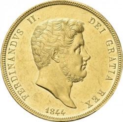 Кованица > 30ducat, 1844-1848 - Две Сицилије  - obverse