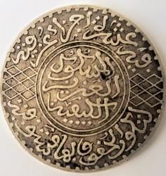 Moneda > ½rial, 1902-1905 - Marruecos  - obverse