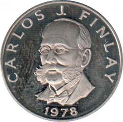 Moneta > 5centésimos, 1978 - Panama  (75° anniversario dell'indipendenza) - reverse