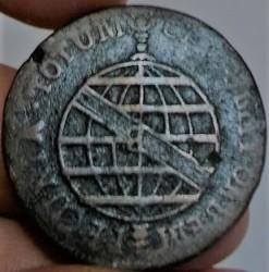 Монета > 40рейса, 1802-1817 - Бразилия  - reverse