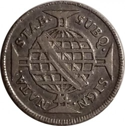 Coin > 80reis, 1787-1796 - Brazil  - obverse