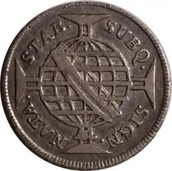 Coin > 80reis, 1787-1796 - Brazil  - reverse
