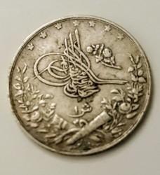 Moneta > 1qirsh, 1909 - Egitto  (Diameter 16 mm) - reverse