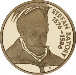 Moneda > 100zlotych, 1997 - Polonia  (Reyes y Princesas Polacas - Stefan Batory (1576-1586)) - reverse
