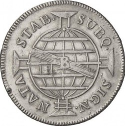 Moneda > 640réis, 1806-1808 - Brasil  - obverse