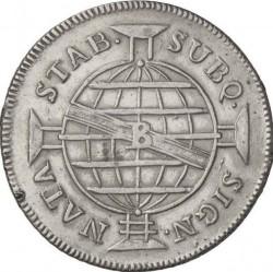 Moneda > 640réis, 1806-1808 - Brasil  - reverse