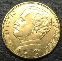 Moneda > 20liras, 1910-1912 - Italia  - obverse