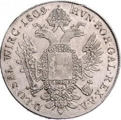 Монета > 1талер, 1807-1810 - Австрия  - reverse