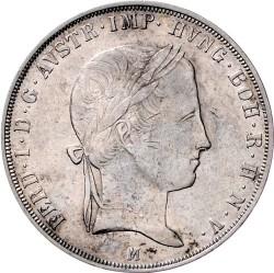 Монета > 1талер, 1837-1848 - Австрія  - obverse