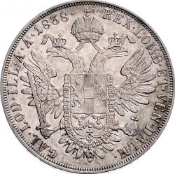 Монета > 1талер, 1837-1848 - Австрія  - reverse