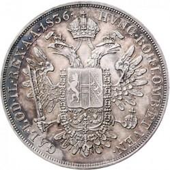 Moneda > ½taler, 1835-1836 - Austria  - reverse