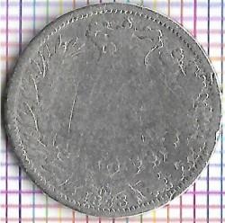 Moneta > 6pensów, 1867-1880 - Wielka Brytania  - reverse