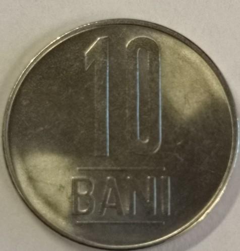 10 Bani 2018 Rumänien Münzen Wert Ucoinnet