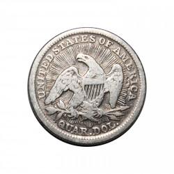 Munt > ¼dollar, 1853 - Verenigde Staten  (Seated Liberty Quarter) - reverse