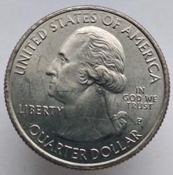 Moneda > ¼dólar, 2018 - Estados Unidos  (Parque Nacional Costero Apostle) - obverse