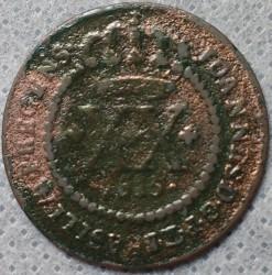 Монета > 20рейса, 1802-1818 - Бразилия  - obverse