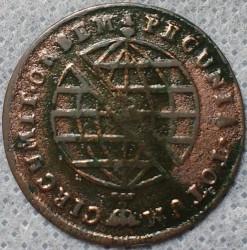Монета > 20рейса, 1802-1818 - Бразилия  - reverse
