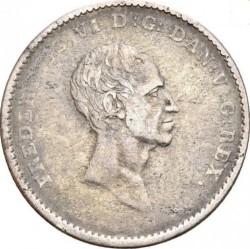 Moneda > 1rigsbankdaler, 1826-1828 - Dinamarca  - obverse