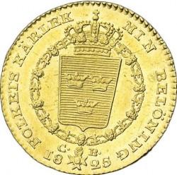 Moneta > 1dukatas, 1818-1829 - Švedija  - reverse