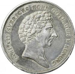 Moneta > 1riksdalerisspecie, 1831-1842 - Švedija  - obverse