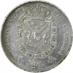 Moneta > 1riksdalerisspecie, 1831-1842 - Švedija  - reverse