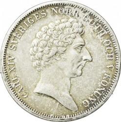 Մետաղադրամ > 1ռիկսդալերսպեսիե, 1831-1842 -  Շվեդիա  - obverse