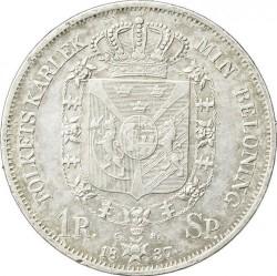 Кованица > 1riksdalerspecie, 1831-1842 - Шведкса  - reverse