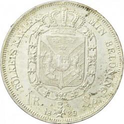 Moeda > 1riksdalerspecie, 1831-1842 - Suécia  - reverse