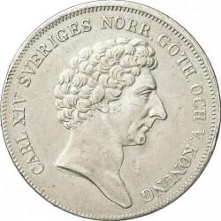Pièce > 1riksdalerspecie, 1831-1842 - Suède  - obverse