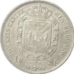 Pièce > 1riksdalerspecie, 1831-1842 - Suède  - reverse