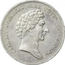 Монета > 1ригсдалерспесие, 1831-1842 - Швеция  - obverse