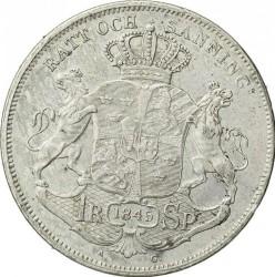 Монета > 1ріксдалерспєсіє, 1845-1855 - Швеція  - reverse
