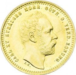 Moneda > 1ducado, 1860-1868 - Suecia  - obverse