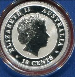 Moneta > 10centów, 2014 - Australia  (Koala australijski) - obverse