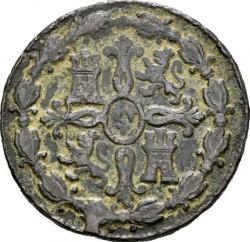 Кованица > 8maravedis, 1788-1808 - Шпанија  - reverse
