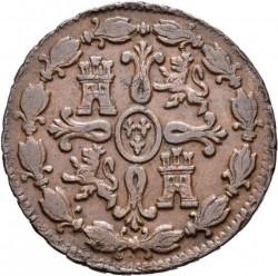 Moneta > 8maravedí, 1788-1808 - Spagna  - reverse